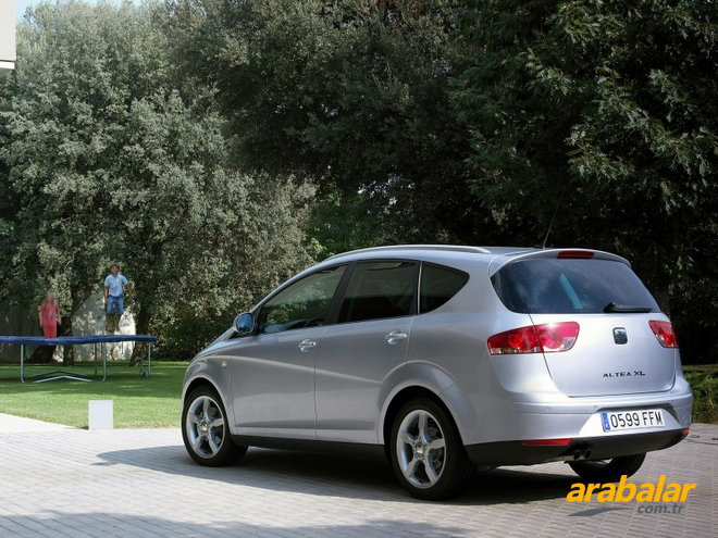 2014 Seat Altea XL 1.6 CR TDI I-Tech DSG