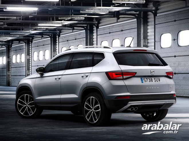 2016 Seat Ateca 1.0 Reference