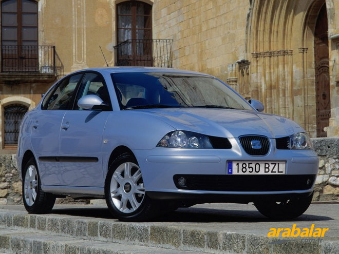 2005 Seat Cordoba 1.4 PD TDI Reference Cool