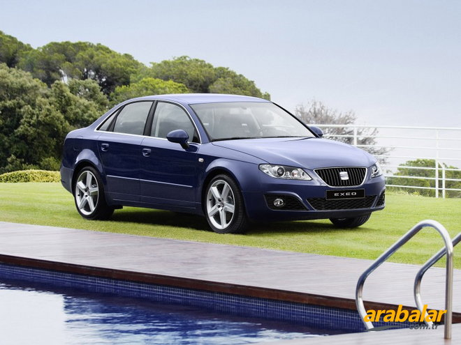 2010 Seat Exeo 2.0 TDI CR Reference