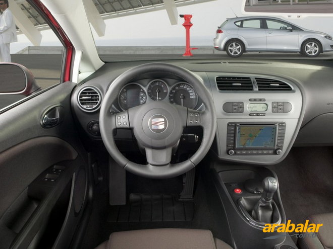 2007 Seat Leon 1.4 MPI Reference