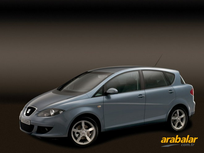2005 Seat Toledo 1.6 MPI Reference