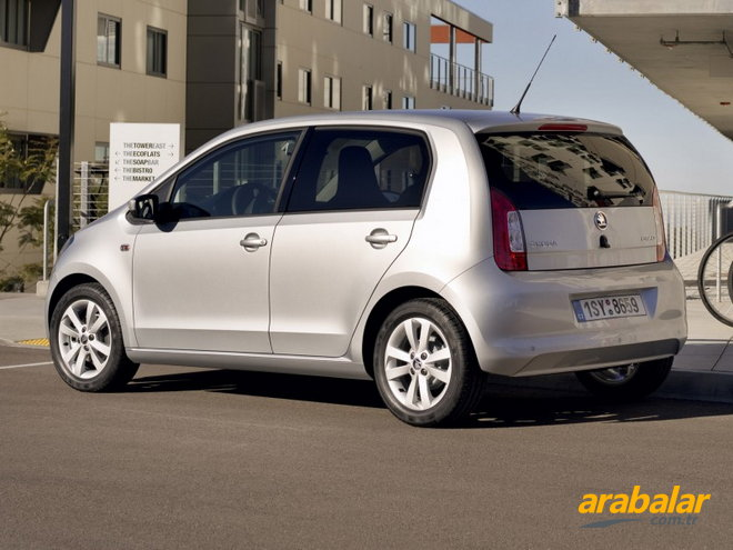 2014 Skoda Citigo 1.0 Ambition 60