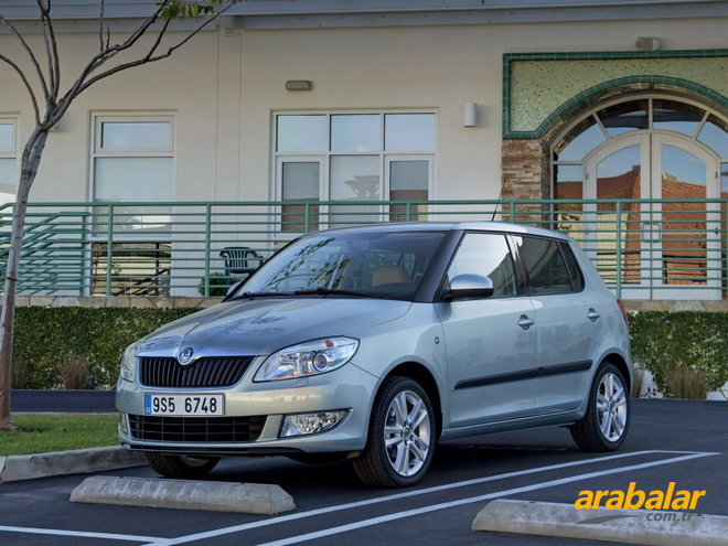 2012 Skoda Fabia 1.6 CR TDI Ambition