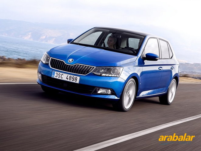2016 skoda fabia 1 0 ambition. Black Bedroom Furniture Sets. Home Design Ideas