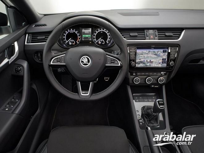2015 Skoda Octavia Rs 2 0 Tdi Dsg Arabalar Com Tr