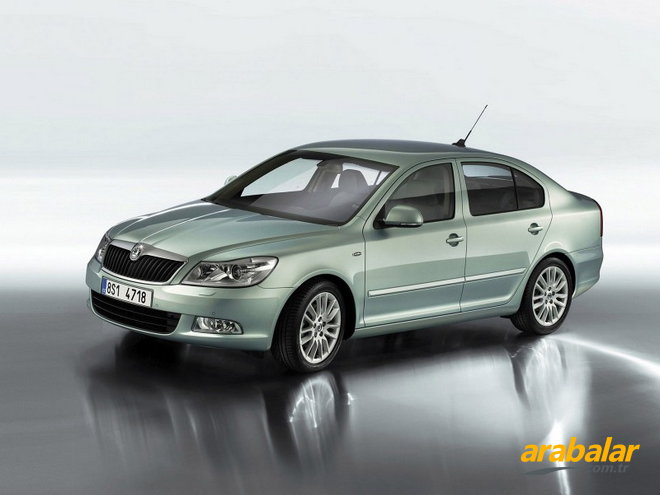 2011 Skoda Octavia 1.6 Ambiente Optimal