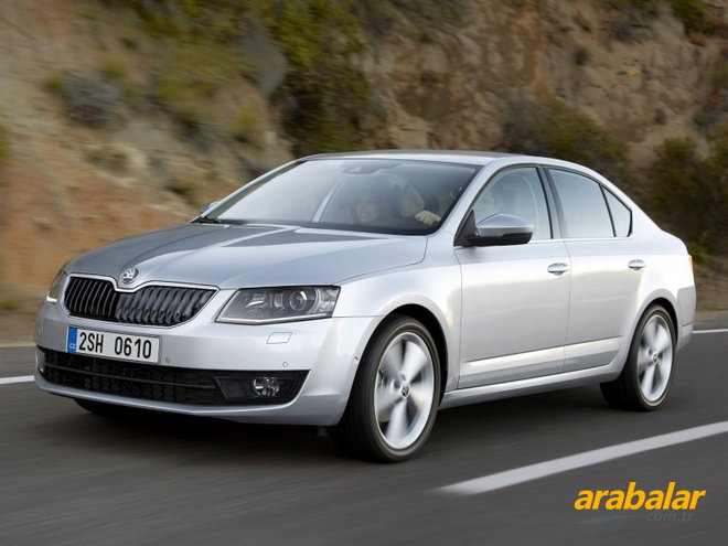 2015 Skoda Octavia 1.2 TSI Optimal