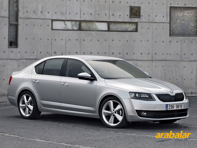 2013 Skoda Octavia 1.6 Ambiente Optimal