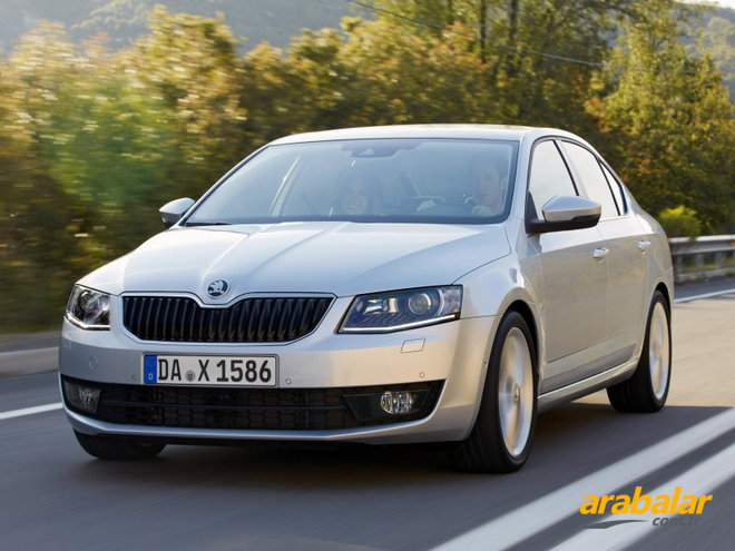 2015 Skoda Octavia 1.6 TDI Optimal DSG 110 HP
