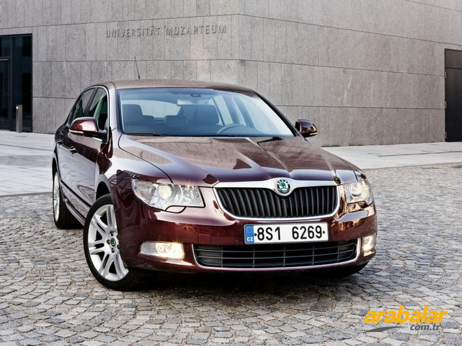 2007 Skoda Superb 1.8 T Comfort Tiptronic