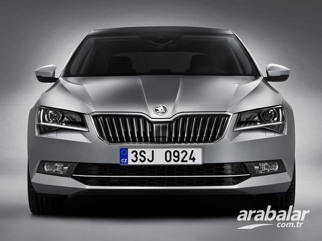 2017 Skoda Superb 1.4 TSI Active