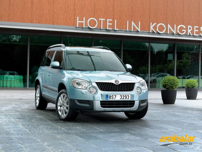 2012 skoda yeti 1 2 tsi ambition. Black Bedroom Furniture Sets. Home Design Ideas