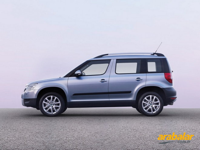 2011 Skoda Yeti 2.0 CR TDI Ambition