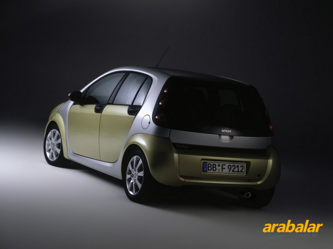 2005 Smart Forfour 1.1 Passion