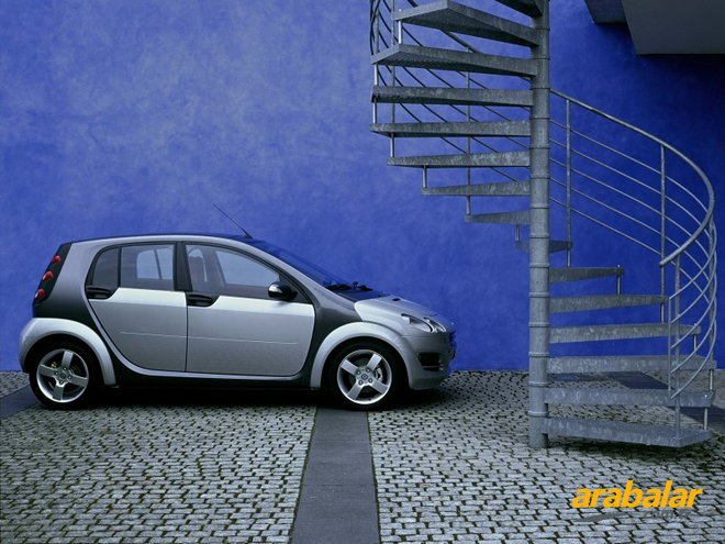 2006 Smart Forfour 1.3 Passion