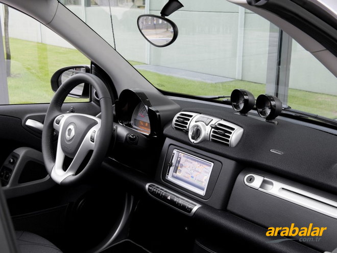 2009 Smart Fortwo 1.0 Pure 70 HP
