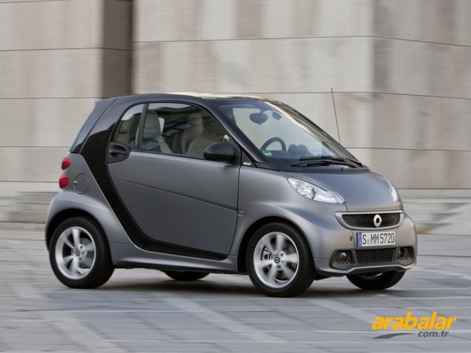2014 Smart Fortwo 1.0 Passion Grand Style