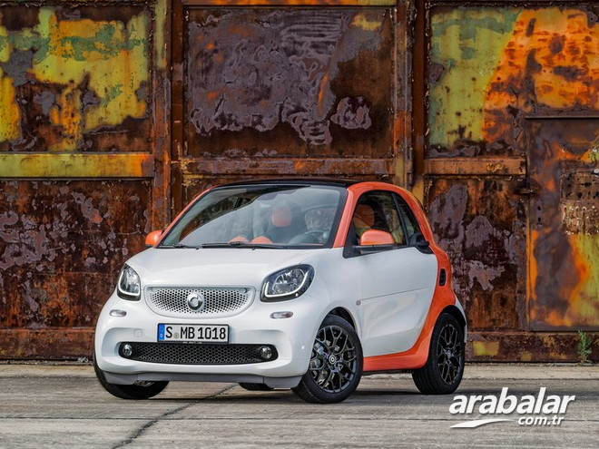 2016 Smart Fortwo 1.0 Twinmatic