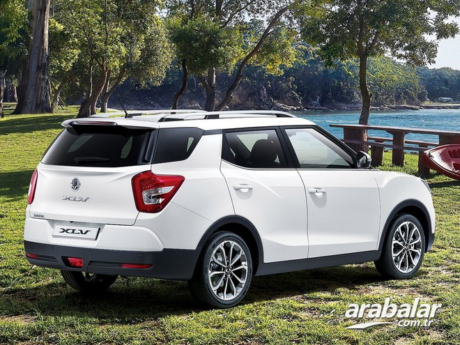 2016 SsangYong XLV 1.6 Full 4x2 AT