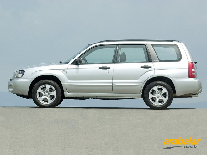 2007 Subaru Forester 2.5 XT AWD Turbo AT UE
