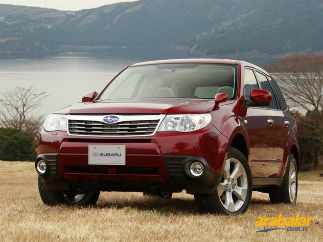 2011 Subaru Forester 2.0 XS AWD Elegance AT