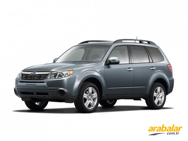 2011 Subaru Forester 2.0 XS AWD Limited Sportshift