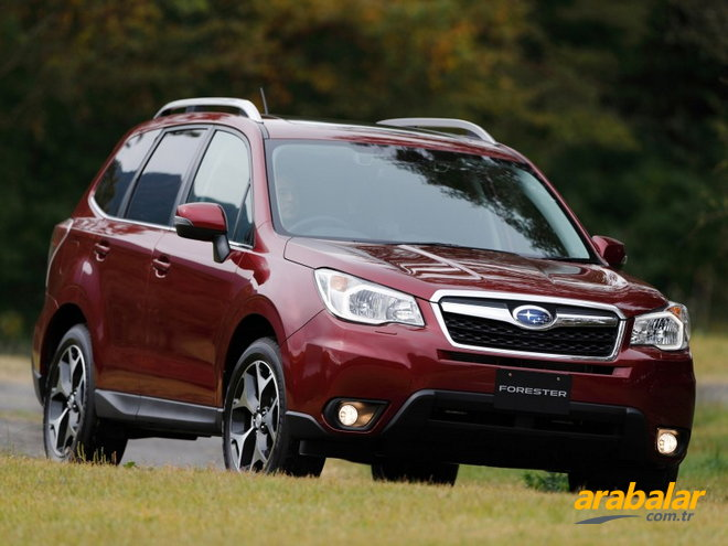 2015 Subaru Forester 2.0 Adventure Turbo CVT