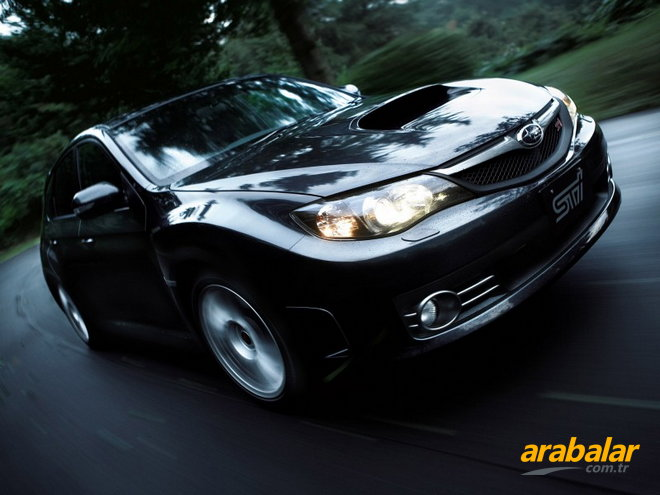 2008 Subaru Impreza 2.0 AWD Elegance AT