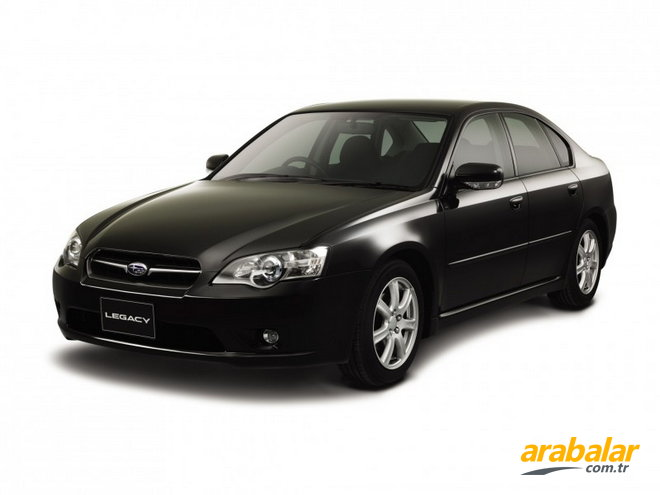 2007 Subaru Legacy 3.0 Elegance AT