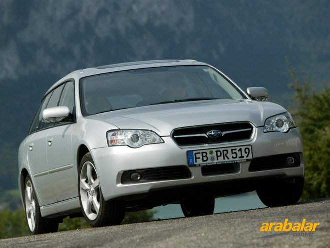 2009 Subaru Legacy SW 2.0 AWD SS AT