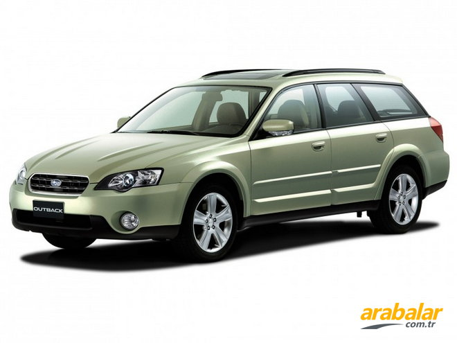 2008 Subaru Outback 3.6 AWD R AT