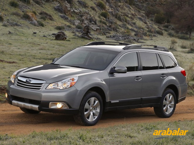 2010 Subaru Outback 3.6 AWD R AT