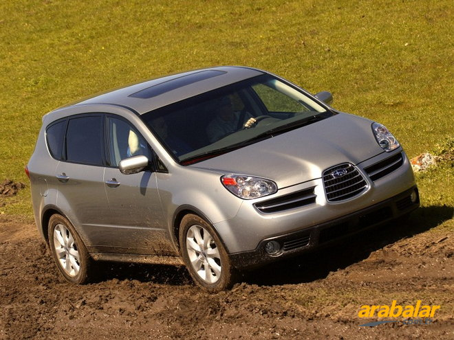 2006 Subaru Tribeca 3.0 Active