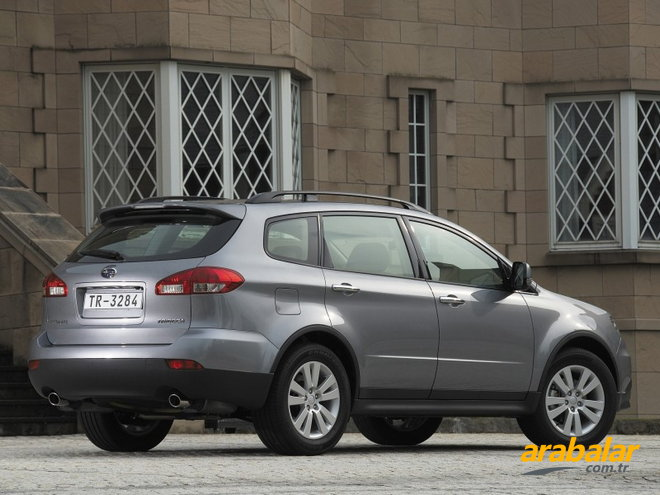 2008 Subaru Tribeca 3.0 Active