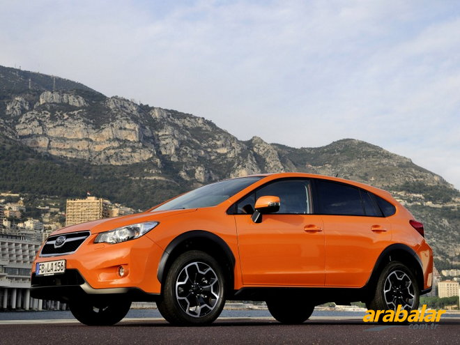 2014 Subaru XV 2.0 Exclusive