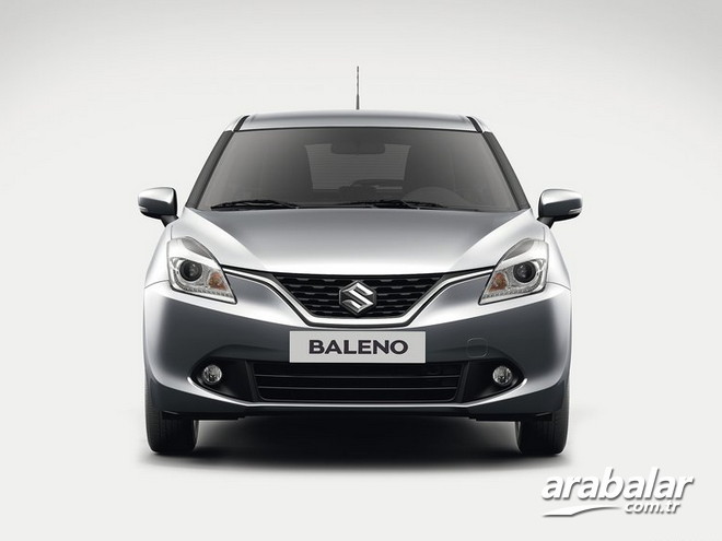 2017 Suzuki Baleno 1.2 GL AT