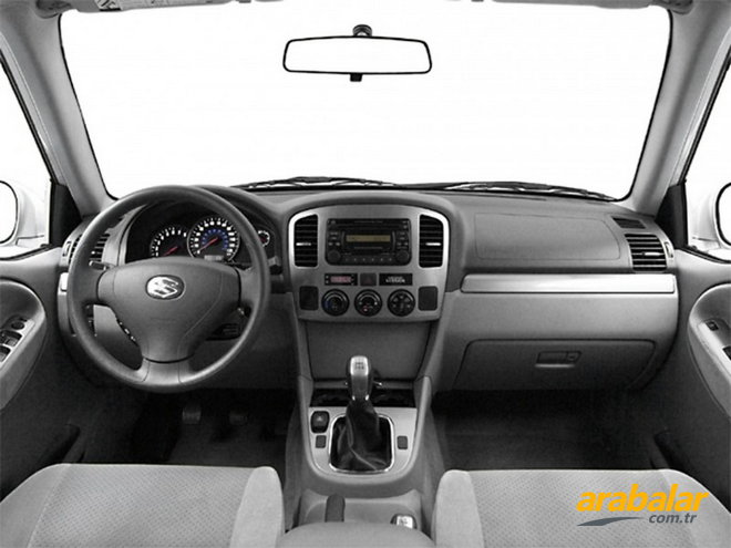 2005 Suzuki Grand Vitara 2.7 XL