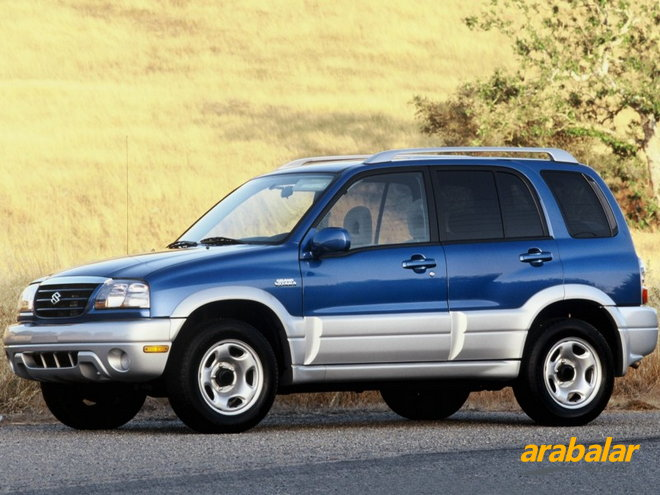2001 Suzuki Grand Vitara 2.7 XL