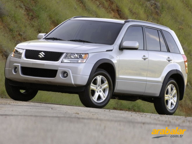 2006 Suzuki Grand Vitara 2.0 JLX AT