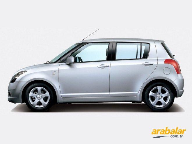2007 Suzuki Swift 1.3