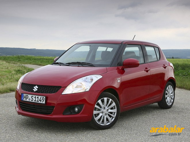 2011 Suzuki Swift 1.3 DDIS GL