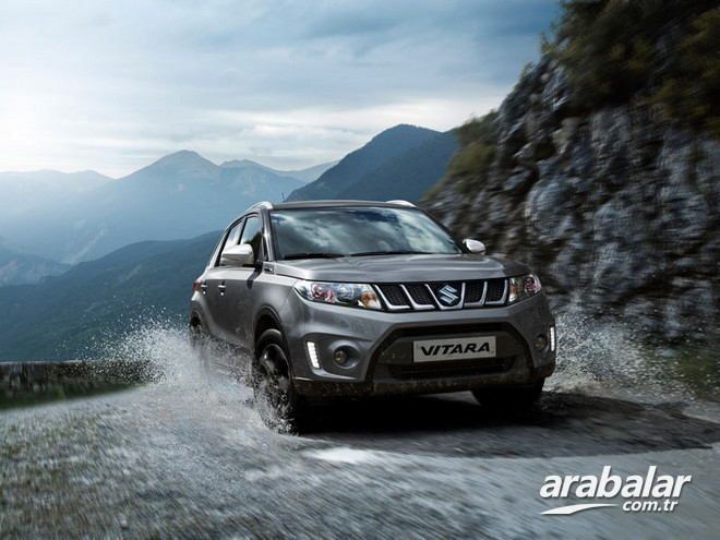 2017 Suzuki Vitara 1.4 S 4x4 AT