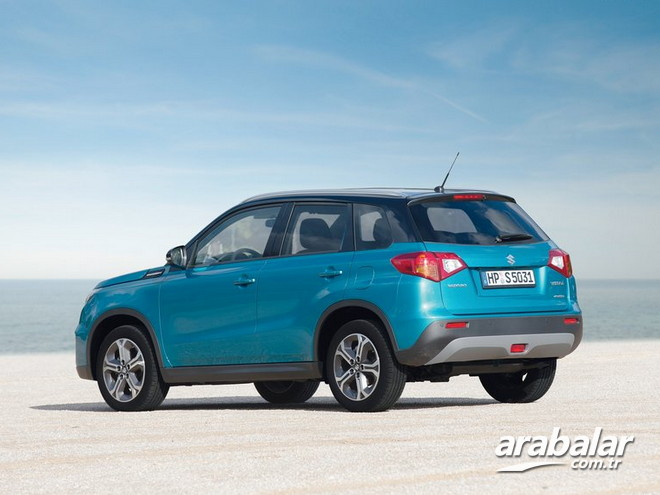 2016 Suzuki Vitara 1.6 GLX AT 4x2