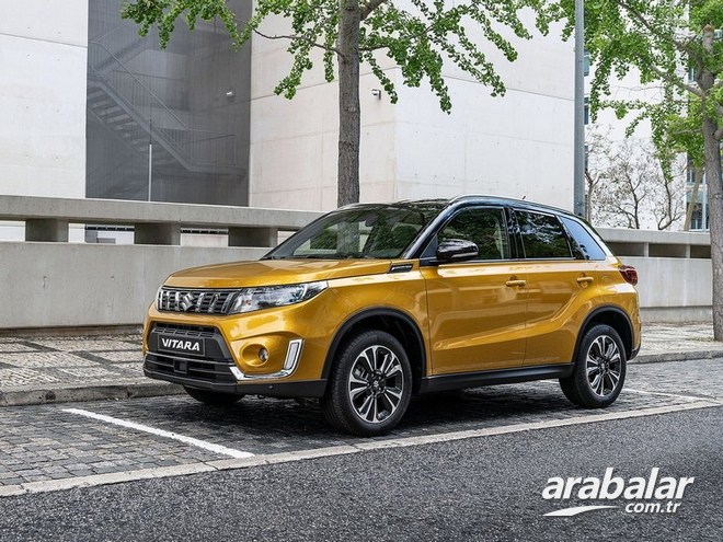 2020 Suzuki Vitara 1.4 GL Plus AT 4x4