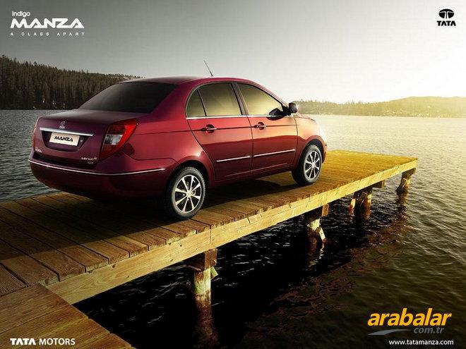 2014 Tata Manza 1 4 Safire Aura - Arabalar com tr