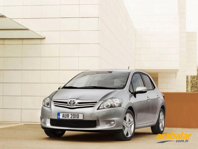 2010 Toyota Auris 1.4 D-4D Comfort Plus MultiMode
