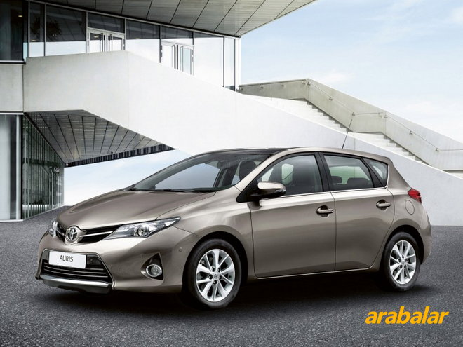 2014 Toyota Auris 1.4 D-4D Touch Skypack MultiMode