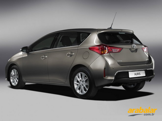 2013 Toyota Auris 1.4 D-4D Advance MultiMode
