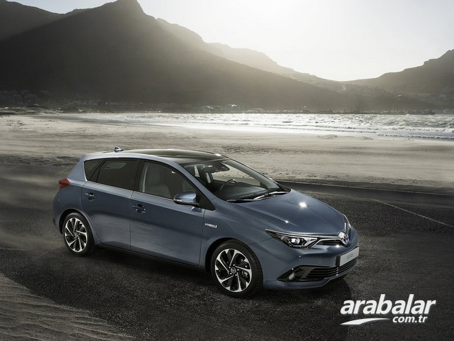 2015 Toyota Auris 1.6 Advance